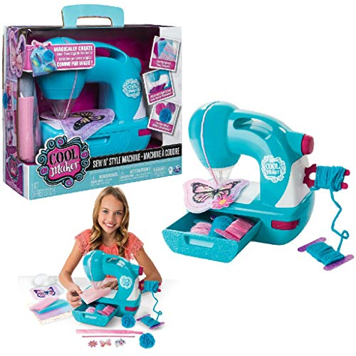 Cool Maker 6037849 - Sew Cool, Sew N Style Nähmaschine,...