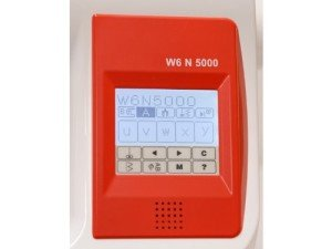W6 N 5000 Touch Display