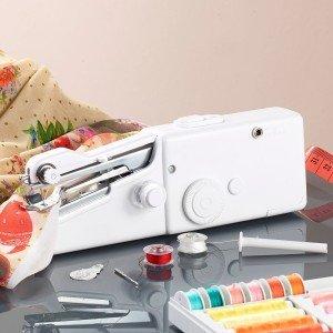 PEARL Mini-Handnähmaschine
