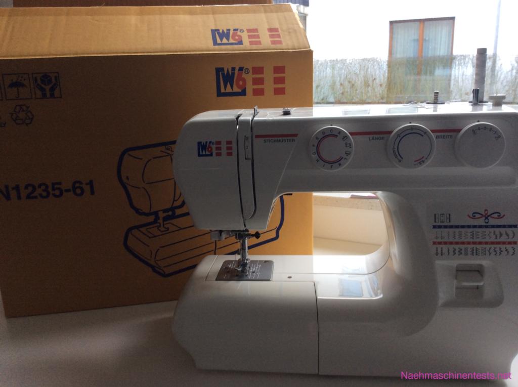 W6 N 1235 61 Verpackung